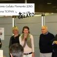 Premiazione Simona - Primo Premio gelatiere piemontese