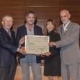 Carla Stillavato e Giorgio Piantino ricevono il premio Maestri del Gusto 2013