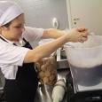 Preparazione gelato Persi Pien