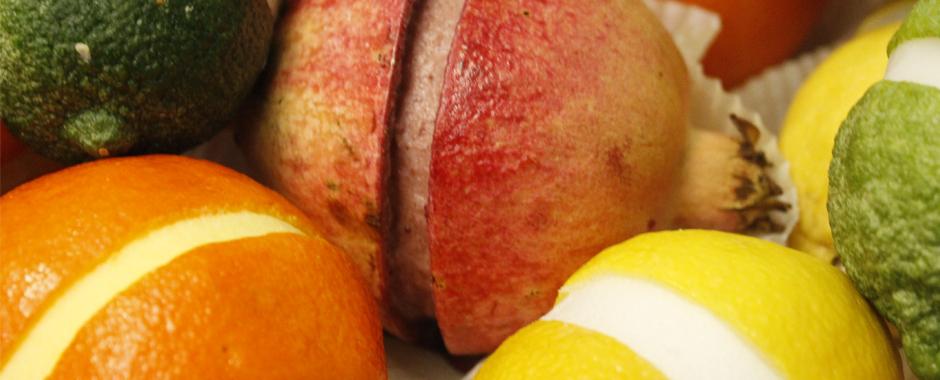 frutta ripiena